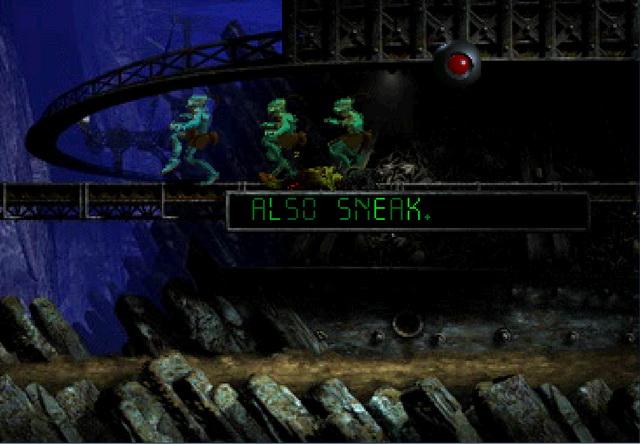Image result for oddworld ps1